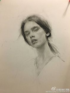 Supreme Portrait Drawing with Charcoal Ideas. Prodigious Portrait Drawing with Charcoal Ideas. Pencil Portrait Drawing, Portrait Sketches, Pencil Art Drawings, Art Drawings Sketches, Portrait Art, Charcoal Portraits, Charcoal Art, Charcoal Drawings, Art And Illustration
