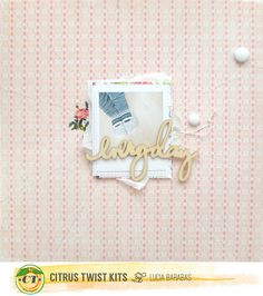 Citrus Twist Kits November Projects // Pinned from luciabarabas.com by Lucia Barabas