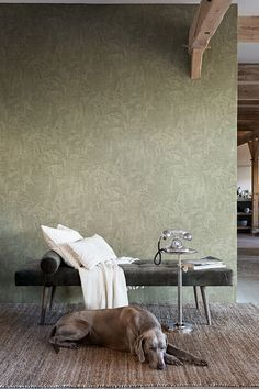 Rivièra Maison offers a complete living experience, with authentic products and diverse collections per year. Linen Wallpaper, Botanical Wallpaper, Wallpaper Size, Painting Wallpaper, Wallpaper Samples, Print Wallpaper, Home Wallpaper, Textured Wallpaper, Wallpaper Roll
