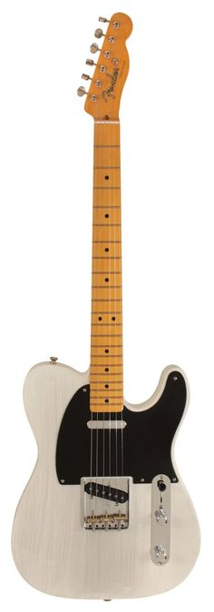 Fender Electric Guitar American Vintage Old Pine Telecaster White Wash