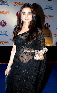 Pakistani and Indian Sexy Saree Designs