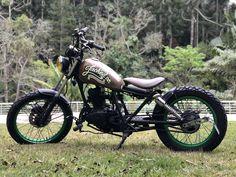 Bobber Motorcycle 125c