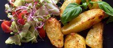 Ziemniaczki pieczone w ziołach - Blog z apetytem