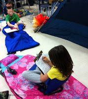 Fabulous 4th Grade Froggies: Writing Fun = Camp Writing Along!