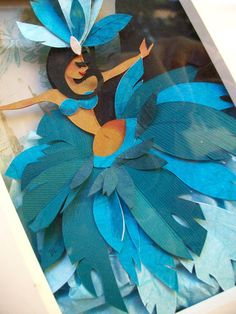 Paper Art - Brittney Lee