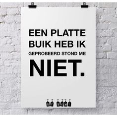Platte!