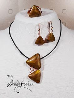 ur-polymer clay Polymer Clay, Handmade, Jewelry, Hand Made, Jewlery, Jewerly, Schmuck, Jewels, Jewelery