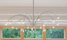Large Scale Modern Chandeliers - Brand Lighting Discount Lighting - Call Brand Lighting Sales 800-585-1285 to ask for your best price!