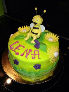 #Cake #Biene Maja