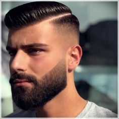 85 Best Men Hairstylesbeards Images In 2019 Beard Haircut Beards