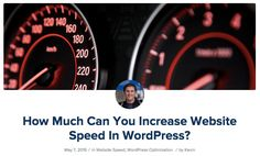 Step-by-Step Video Guide to Increasing Website Speed Improve Yourself, Blogging, Website, Tips, Counseling