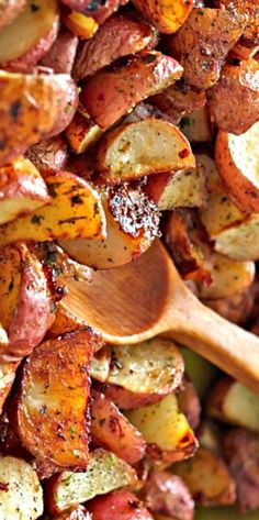 Original Hidden Valley Ranch Roasted Potatoes Recipe!!