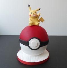 tarta-pokeball-pokemon-3D