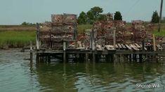 Smith Island, Maryland, is sinking