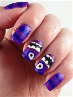 Twin Monster Nails