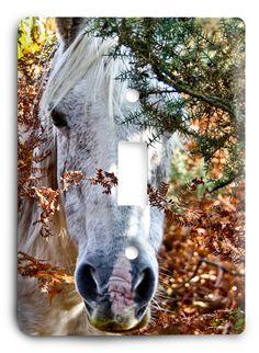 Horse Breed G5v5 Light Switch Cover