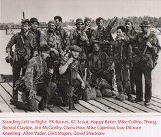 SEAL Team One, X-Ray Platoon ~ Vietnam War