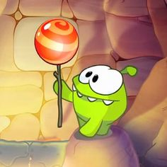 Cut The Rope - Om Nom