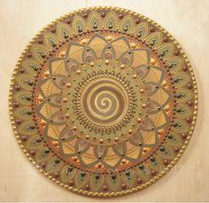 Sun-spiral mandala by Je - 2017 http://sunmandalas.webnode.hu/