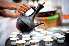 Culture and caffeine: The Ethiopian coffee ceremony