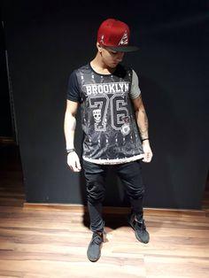 Camiseta RHILD - linha PREMIUM. T-SHIRT BRK 76