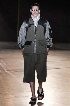 Damir Doma Spring 2013 Menswear Collection - Fashion on TheCut