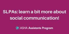 Speech Language Pathology, Speech And Language, Social Communication Disorder, Disorders, Portal, Clinic, Learning, Health, Salud