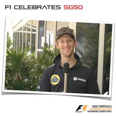Singapore turns 50 this year, and we took to the races to 'jio' ( a quintessentially Singlish term which means 'to invite') the F1 fraternity to celebrate this milestone with us! Check out what Lotus F1 Team had to say in the first of our F1 Celebrates SG50 video series.