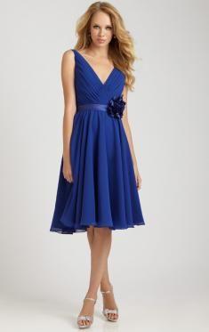 Blue Bridesmaid Dresses, Light Blue, Royal Blue, Navy Bridesmaid Dress