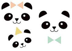 Car Decals Panda