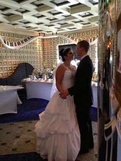 Congratulations to another happy couple! This one married onboard Carnival Cruise Line #carnivalliberty #shipboardweddings #onboardweddings