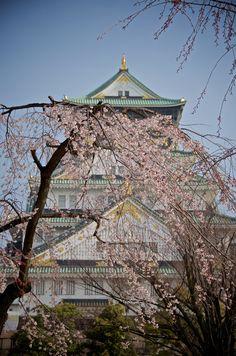 Osaka Castle #6 by Aya Art  Photography on 500px
