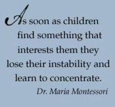 Very true...not only children.  Adults too.