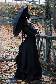 #VictorianGoth #Gothic The Dark Side Fashion ♠️