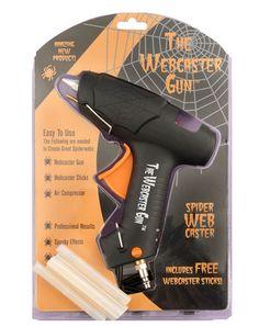 Webcaster Spiderweb Gun