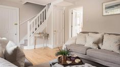 Enjoy boutique luxury at Kitty's Cottage - St Agnes. Boutique Retreats, St Agnes, Cornwall, Timeless Fashion, Small Spaces, Saints, Cottage, Kitty, Couch