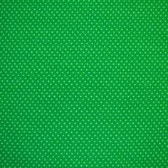 Stipjes - Licht Groen op Groen | Stoffenmie