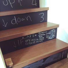 黒板インテリアでカフェ風のお家に。作り方や素敵な実例まとめ