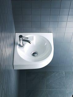 Lavabi ad angolo - Cose di Casa