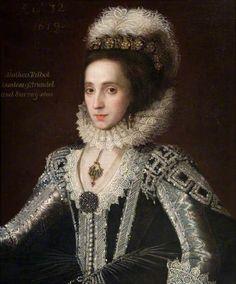 International Portrait Gallery: Retrato de la XXIª Condesa de Arundel & Surrey