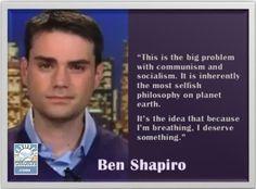 Ben Shapiro ~ Communism