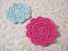 pieceful: What ! More coasters? no face scrubbies