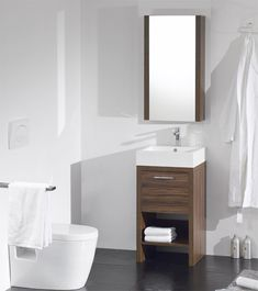 Small Modern Bathroom Vanity MV450L | Bath Furniture Toronto