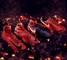 Image result for fire and ice pack nike cleats
