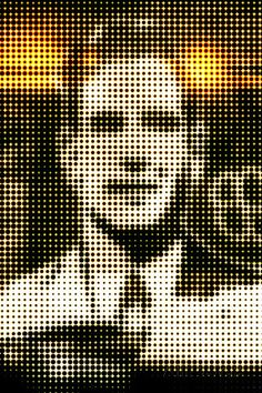 Pixels Print Series Photographic Print by Philippe Hugonnard at AllPosters.com