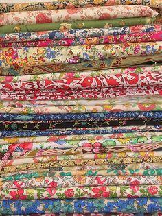 Liberty of London Fabric Stack