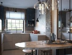 #В, #Кухня, #Лофт, #Небольшая, #Стиле http://adcitymag.ru/nebolshaya-kuxnya-v-stile-loft/