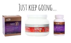 keep going... after 24 day challenge... Good supplement advice for distance runs and bootcamps...