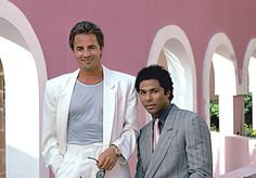 """Miami Vice.  Oops, """"Me & My Vice"""""""