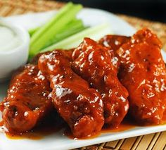 Worlds Best Recipes: Three Delicious Chicken Wing Recipes Here are three of the best chicken wing recipes you'll ever make and eat. Just click the photo for the recipes.